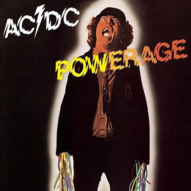 AC/DC POWERAGE Vinyl Record