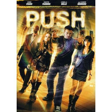PUSH (2009) DVD