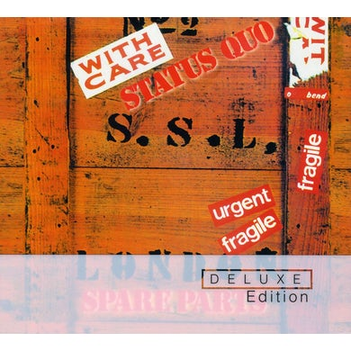 Status Quo SPARE PARTS CD