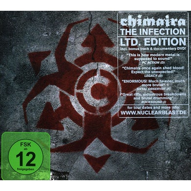 Chimaira INFECTION CD