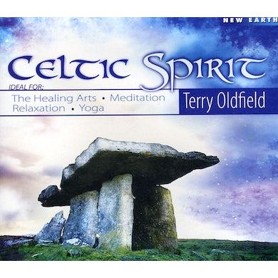 Terry Oldfield CELTIC SPIRIT CD