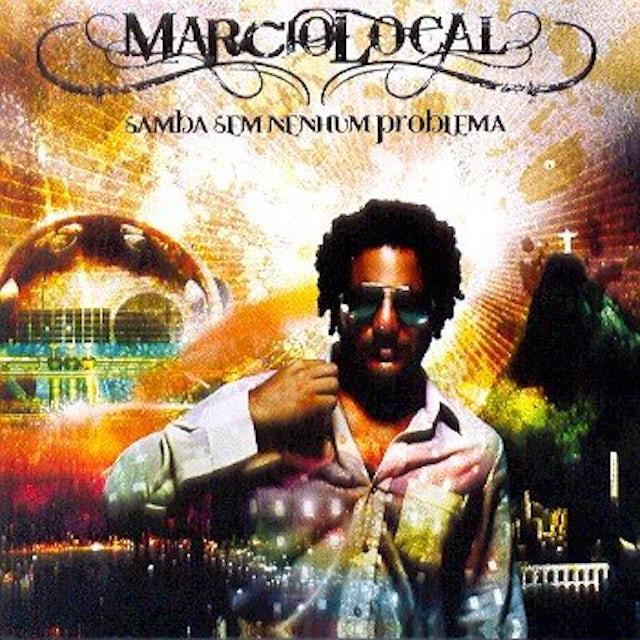 Marcio Local SAMBA SEM NENHUM PROBLEMA CD