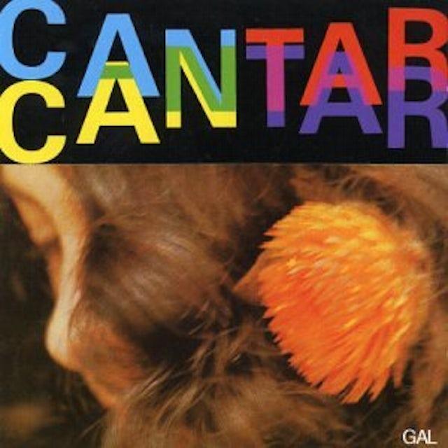 Gal Costa CANTAR CD