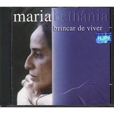 Maria Bethania BRINCAR DE VIVER CD