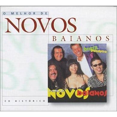 Novos Baianos BRASIL PANDEIRO: O MELHOR DE CD