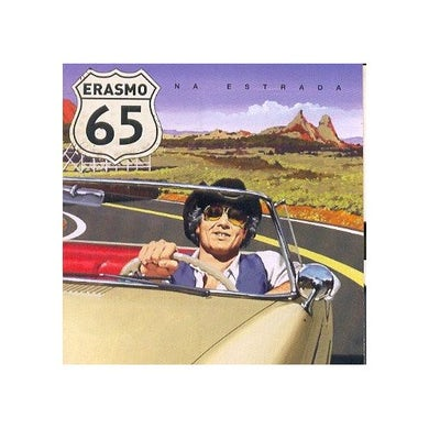 Erasmo Carlos ERASMO 65: NA ESTRADA CD