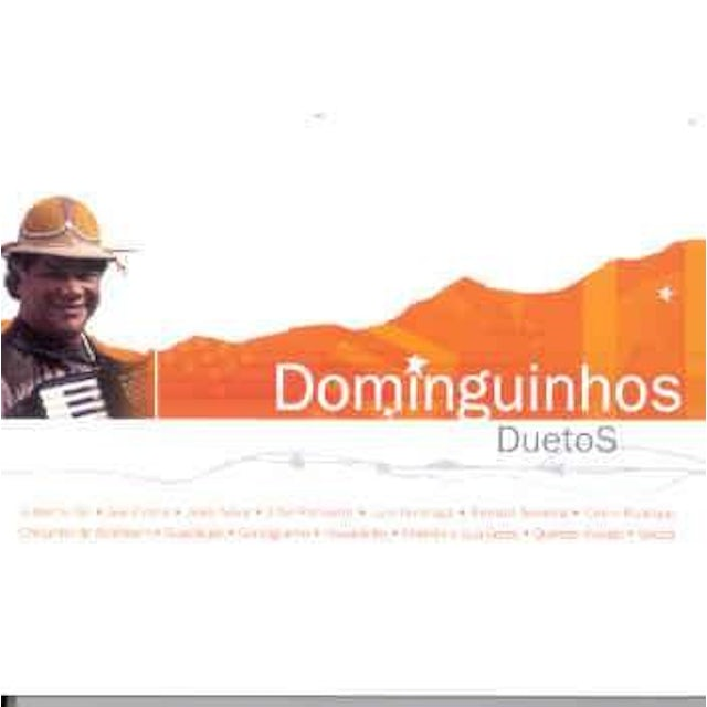 Dominguinhos DUETOS CD