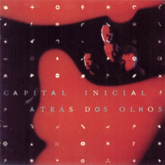 Capital Inicial ATRAS DOS OLHOS CD