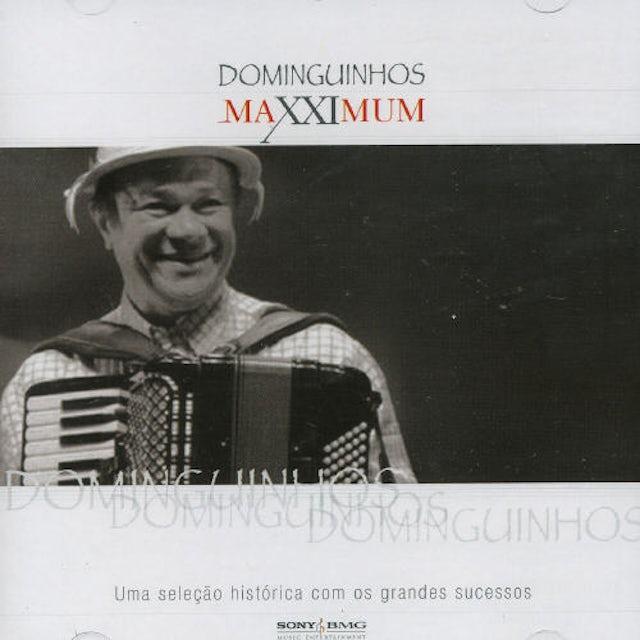 Dominguinhos MAXXIMUM CD
