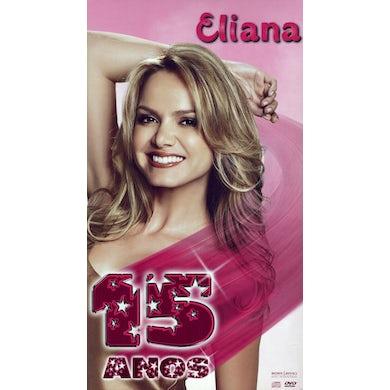 BOX SET ELIANA: 15 ANOS CD