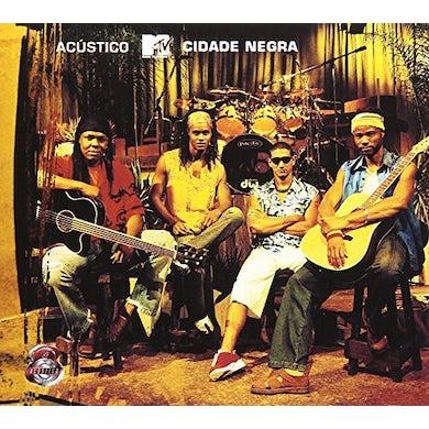 Cidade Negra ACUSTICO MTV CD