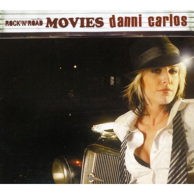 Danni Carlos ROCK N ROAD MOVIES CD