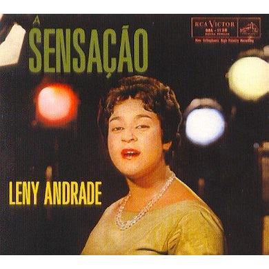 Leny Andrade SENSACAO: COLECAO 50 ANOS DE BOSSA NOVA CD