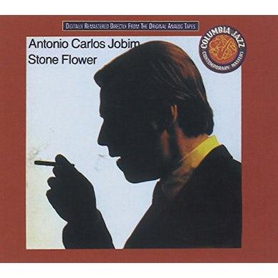 Antonio Carlos Jobim STONE FLOWER: COLECAO 50 ANOS DE BOSSA NOVA CD