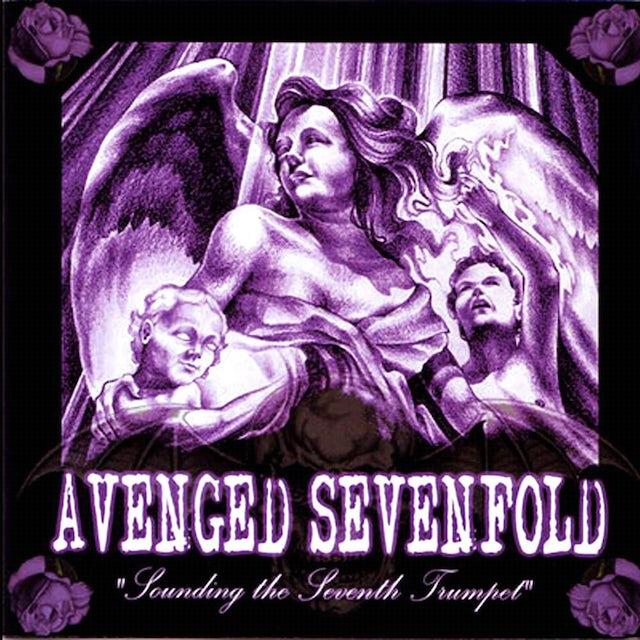 Avenged Sevenfold SOUNDING THE SEVENTH TRUMPET Vinyl Record