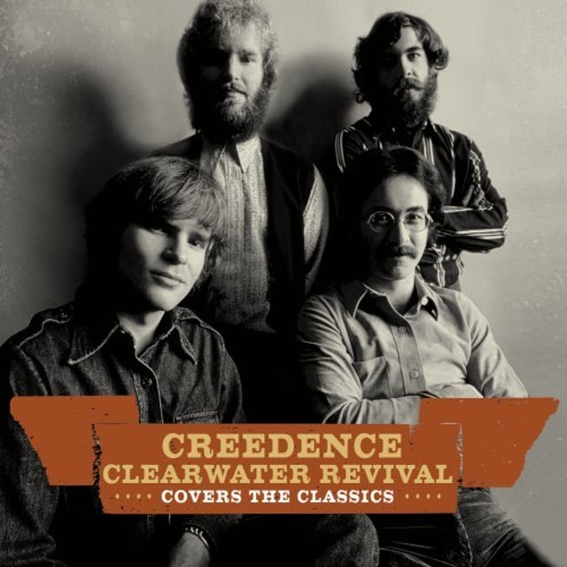 Creedence Clearwater Revival CREEDENCE COVERS THE CLASSICS CD