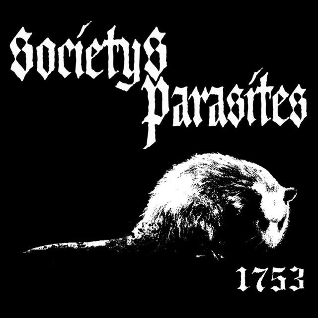 Societys Parasites 1753 Vinyl Record