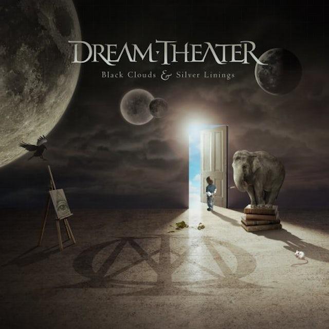 Dream Theater BLACK CLOUDS & SILVER LININGS Vinyl Record - 180 Gram Pressing