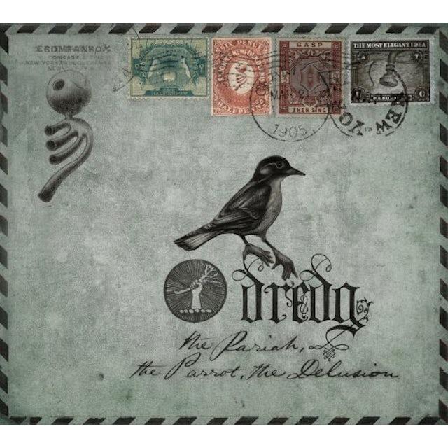 Dredg PARIAH THE PARROT THE DELUSION CD