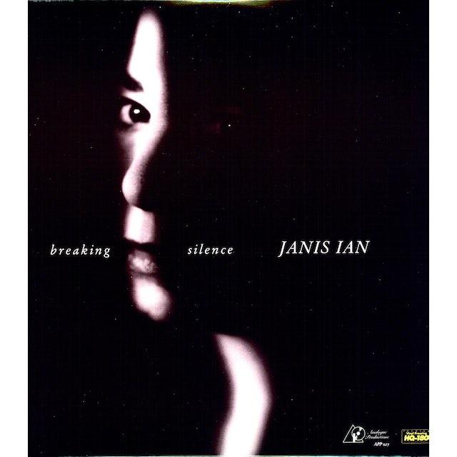 Janis Ian BREAKING SILENCE Vinyl Record
