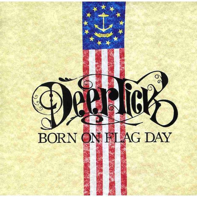 Deer Tick BORN ON FLAG DAY CD