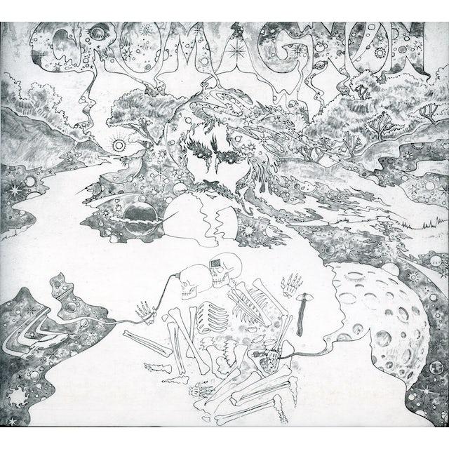 Cromagnon CAVE ROCK CD