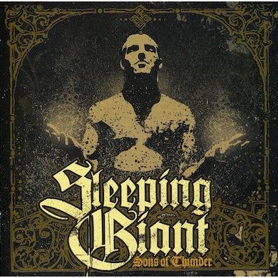Sleeping Giant SONS OF THUNDER CD