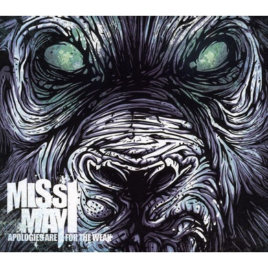Miss May I APOLOGIES ARE FOR THE WEAK CD