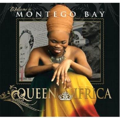 Queen Ifrica MONTEGO BAY CD