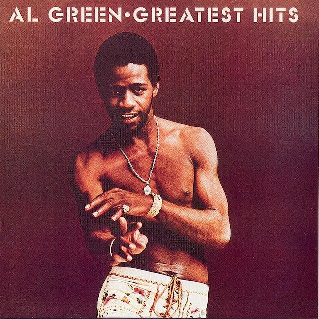 Al Green Greatest Hits - Limited Edition 180 Gram LP Vinyl Record