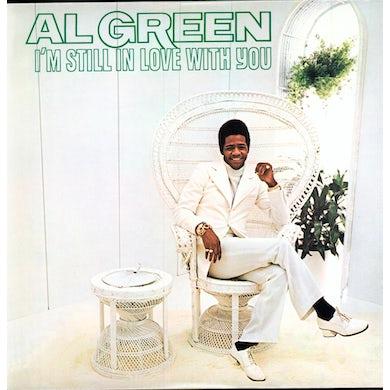 Al Green I'M STILL IN LOVE WITH YOU Vinyl Record