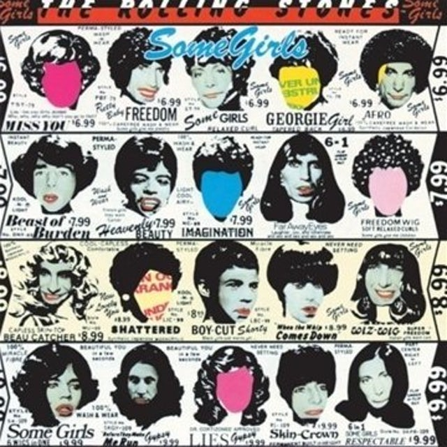 The Rolling Stones SOME GIRLS CD