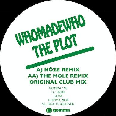 Whomadewho PLOT (NOZE & MOLE REMIXES) Vinyl Record