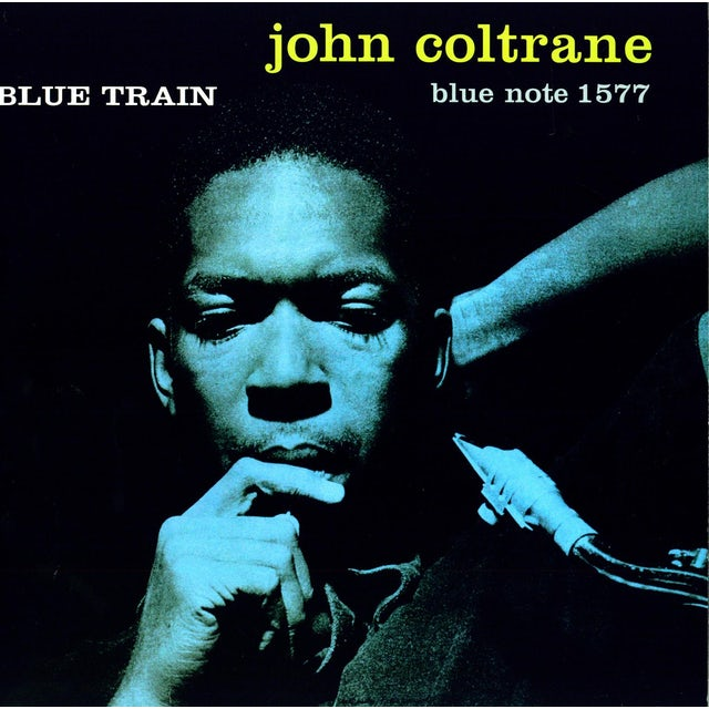 John Coltrane BLUE TRAIN Vinyl Record - 180 Gram Pressing