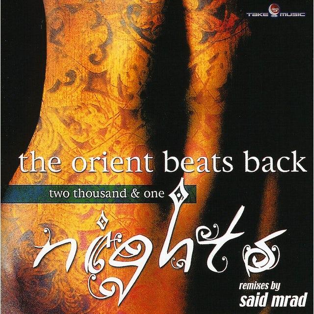 Said Mrad TWO THOUSAND & ONE NIGHTS CD