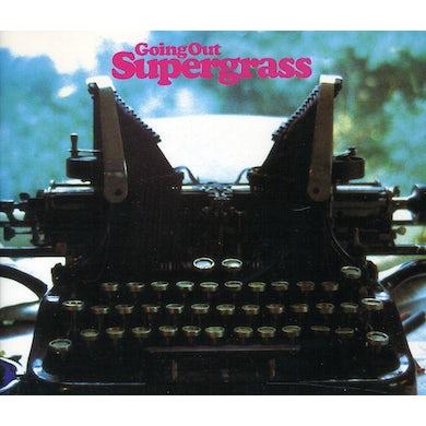 Supergrass GOING OUT: AUSTRALIAN TOUR CD