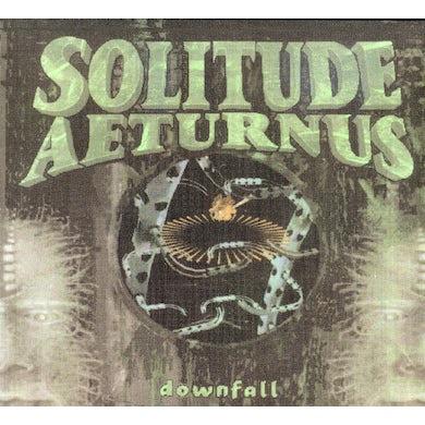 Solitude Aeturnus DOWNFALL CD