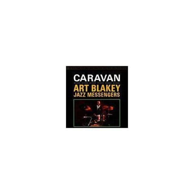 Art Blakey & The Jazz Messengers CARAVAN Vinyl Record - 180 Gram Pressing