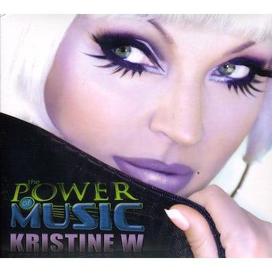 Kristine W POWER OF MUSIC CD