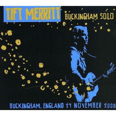 Tift Merritt BUCKINGHAM SOLO: LIVE CD