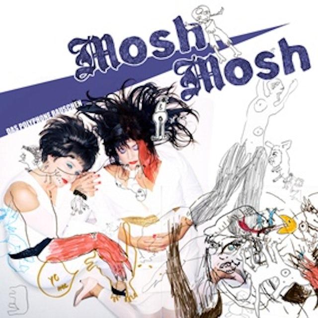 Mosh Mosh DAS POLYPHONE RAUSCHEN Vinyl Record