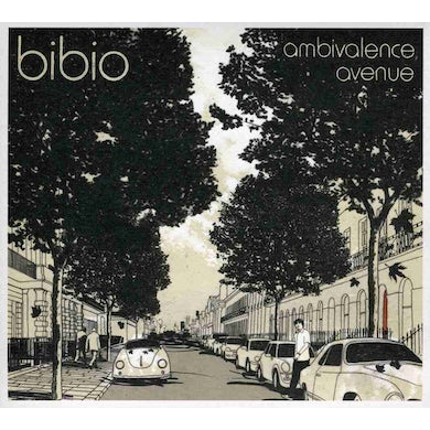 Bibio AMBIVALENCE AVENUE CD
