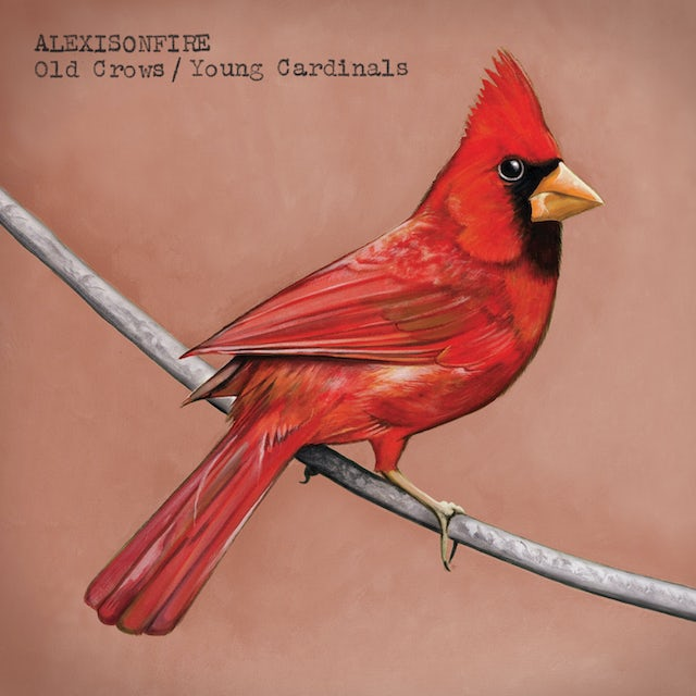 Alexisonfire OLD CROWS / YOUNG CARDINALS CD