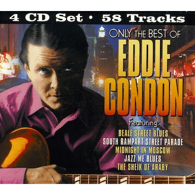 ONLY THE BEST OF EDDIE CONDON CD