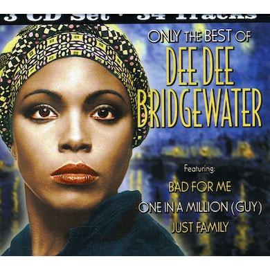 ONLY THE BEST OF DEE DEE BRIDGEWATER CD