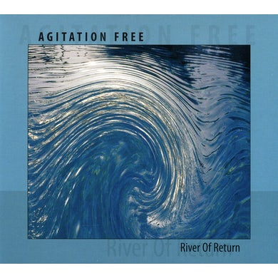 Agitation Free RIVER OF RETURN CD