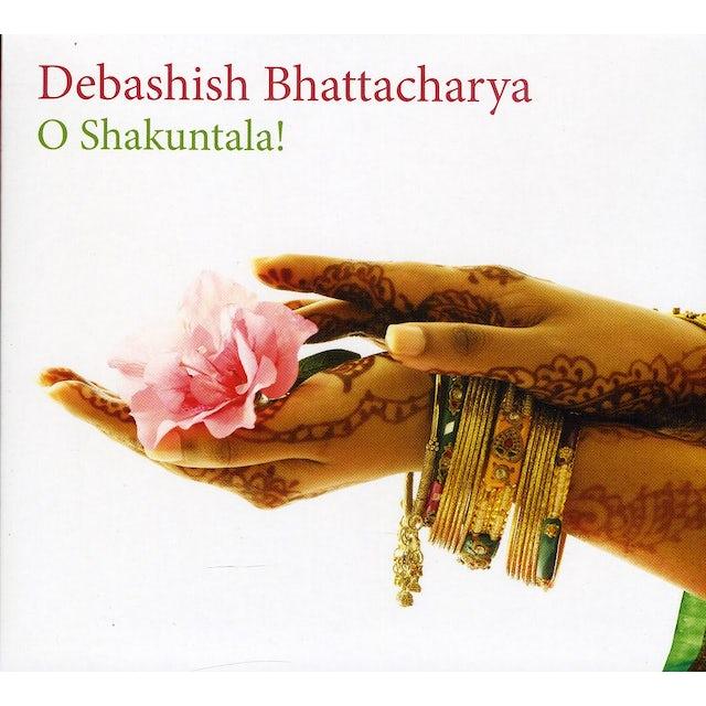Debashish Bhattacharya O SHAKUNTALA CD