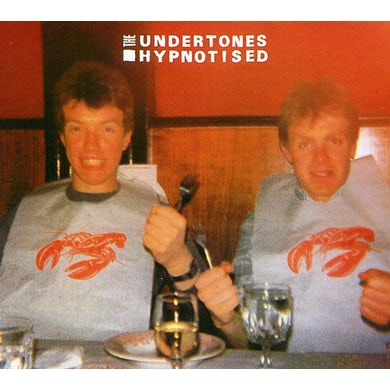 The Undertones HYPNOTISED CD