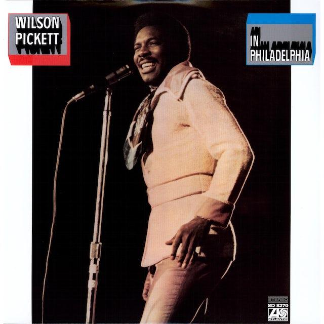 Wilson Pickett IN PHILADELPHIA Vinyl Record