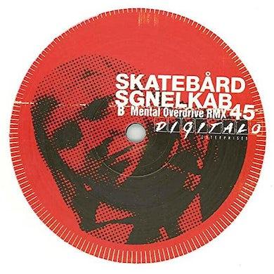 Skatebard SGNELKAB Vinyl Record